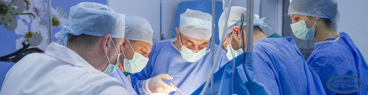 Surgery Clinic: General & Thoracic Surgery Department