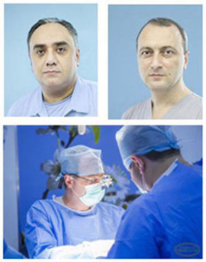 Virtuosic craftsmanship of surgical team of MC Erebouni saved the patient with combined acute thromboembolism of the superior mesenteric and right femoral arteries.